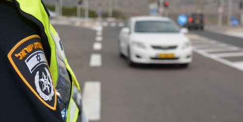 משטרת התנועה. צילום: דוברות המשטרה