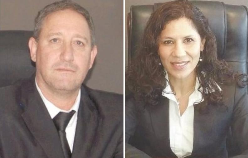 עורכי הדין לימור רוט חזן ורובי גלבוע