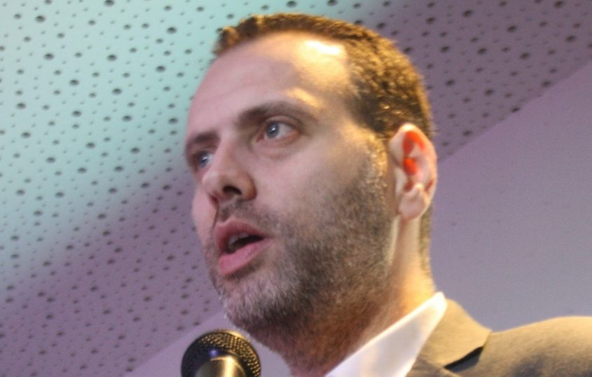 חבר הכנסת מיקי זוהר
