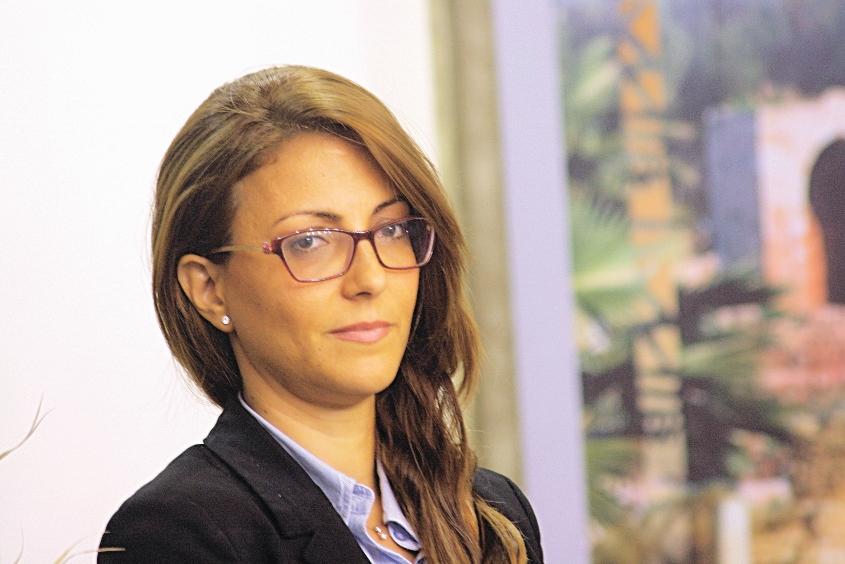 """עו""""ד הילה רווח, היועצת המשפטית של עיריית אשקלון"""
