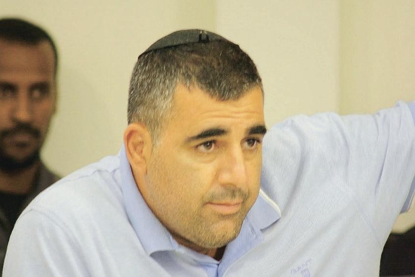 חבר המועצה משה אטיאס