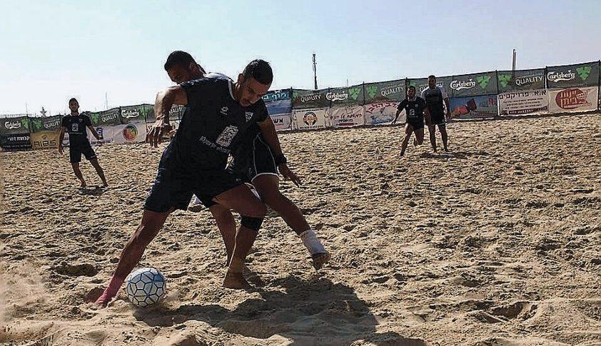 ליגת כדורגל חופים
