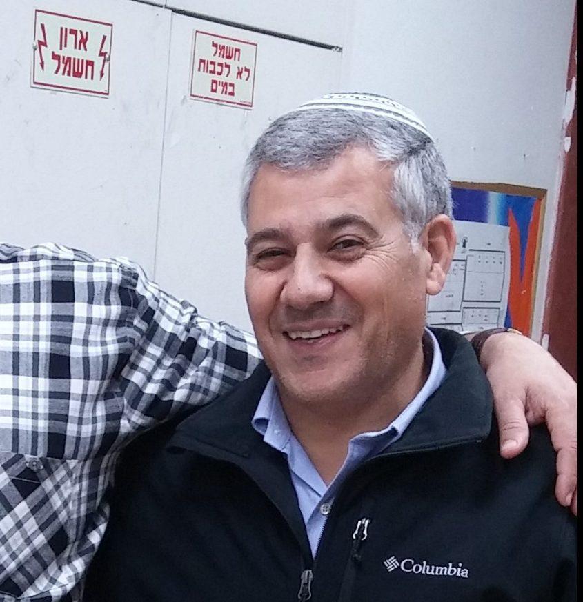 יהודה כהן, המנהל היוצא של מקיף ב