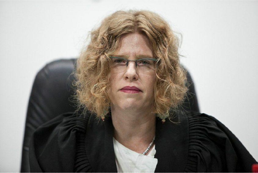 השופטת לימור מרגולין-יחידי. צילום: עופר וקנין