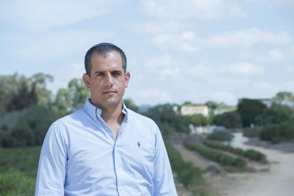 """עו""""ד איתמר רביבו: אתמודד לראשות המועצה האזורית חוף אשקלון"""
