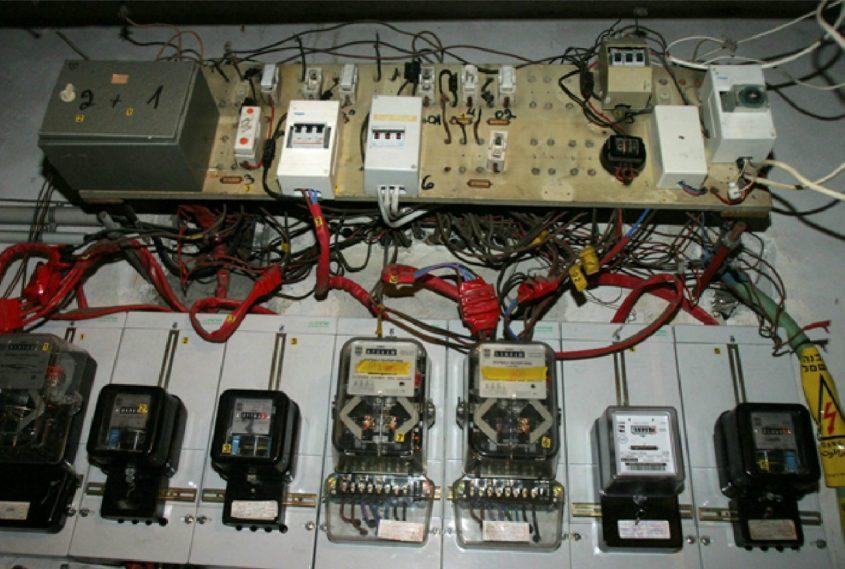 ארון חשמל. צילום אילוסטרציה: עופר וקנין