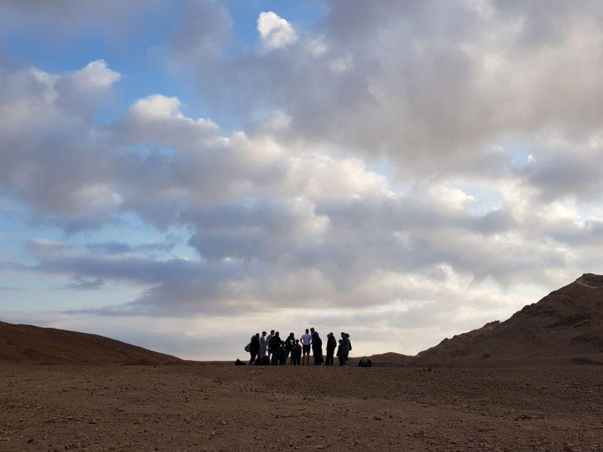 """טיול מסע ישראלי. יח""""צ"""
