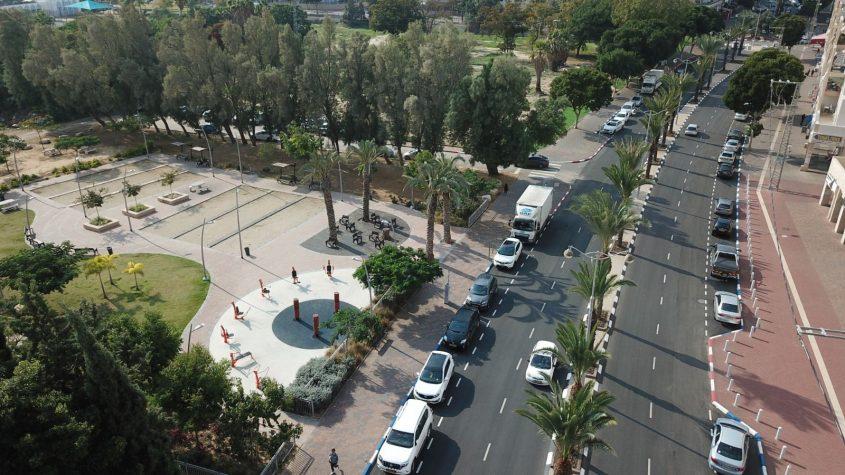רחוב אלי כהן. צילום: אדי ישראל
