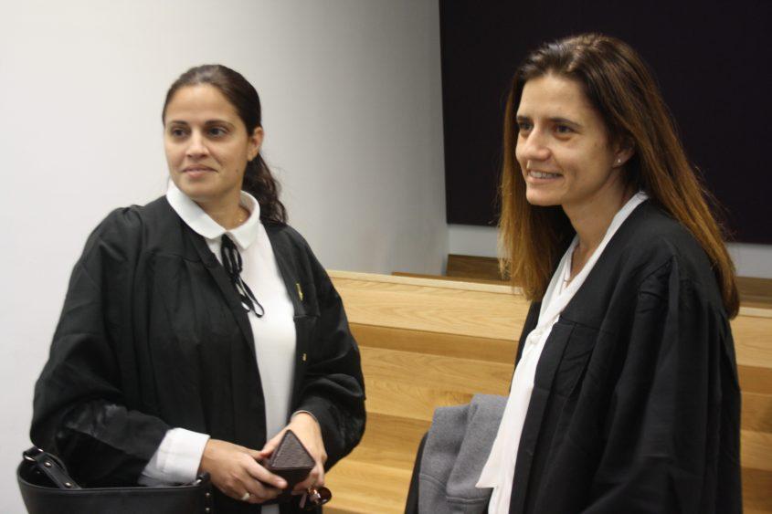 התובעות עורכות הדין קרן צבירן והילה גבאי