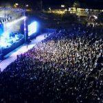 הקהל במופע באשקלון. צילום: אדי ישראל