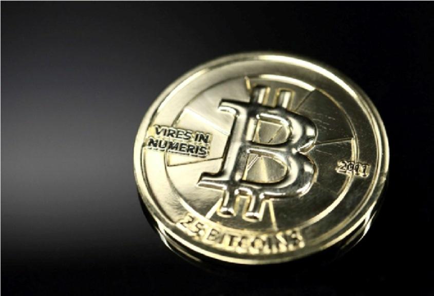 ביטקווין. המטבע הווירטואלי שנדרשה המעצה לשלם. צילום: בלומברג
