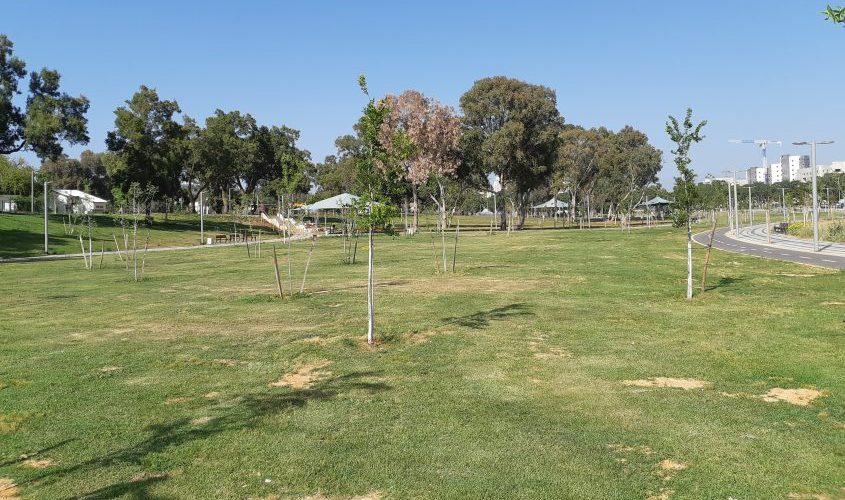פארק אגמים. צילום: אלירם משה