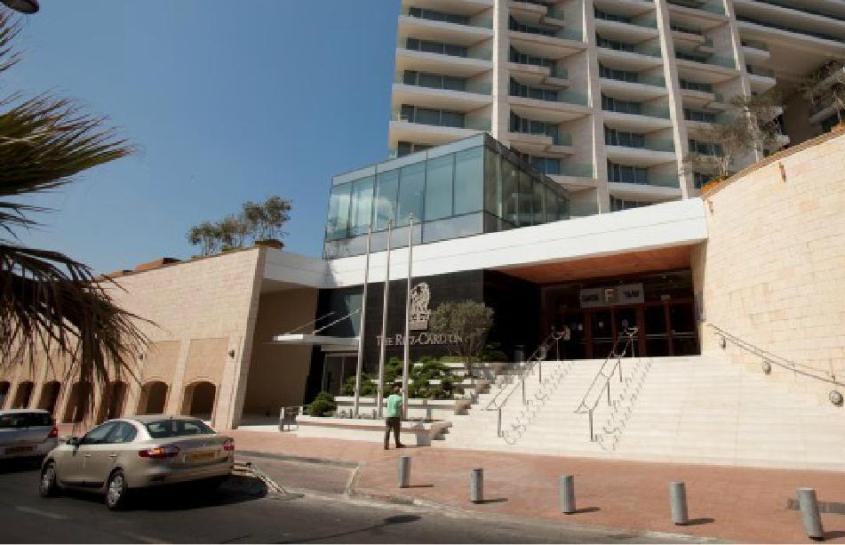 מלון ריץ קרלטון הרצליה. צילום: דודו בכר