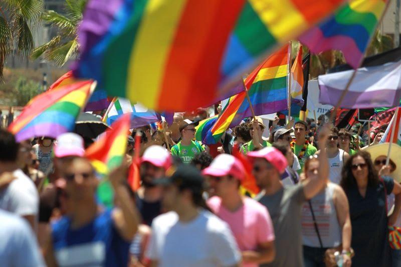 מצעד הגאווה באשדוד. צילום: אילן אסייג