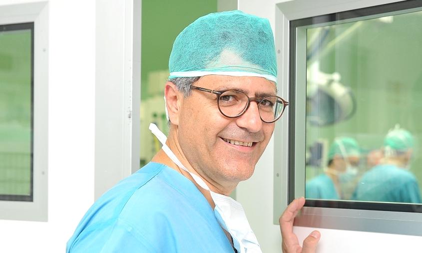 """ד""""ר אוחנה. צילום: מורן נסים, צילום רפואי ברזילי"""