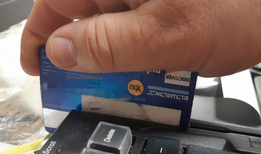 הונאה בכרטיס אשראי. אילוסטרציה: אלירם משה