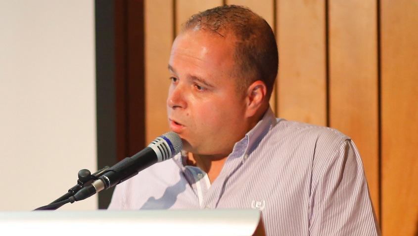 ראש עיריית אשקלון בפועל, תומר גלאם. צילום: פבל