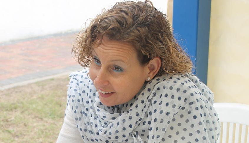 רינת כהן, מנהלת בית הספר מקיף ו'