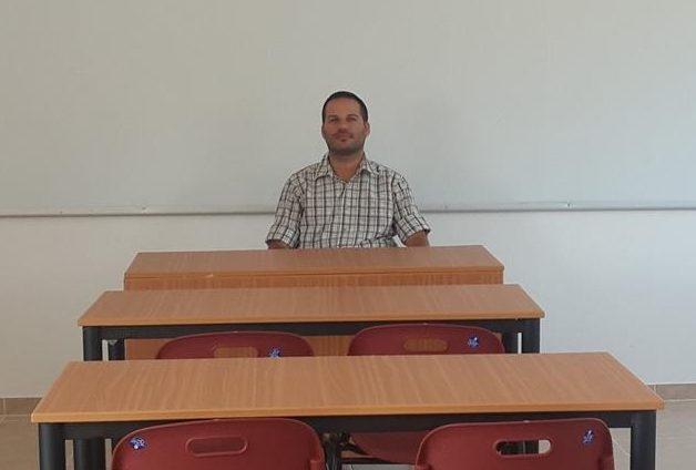 איתי גרוס הוראה מורה