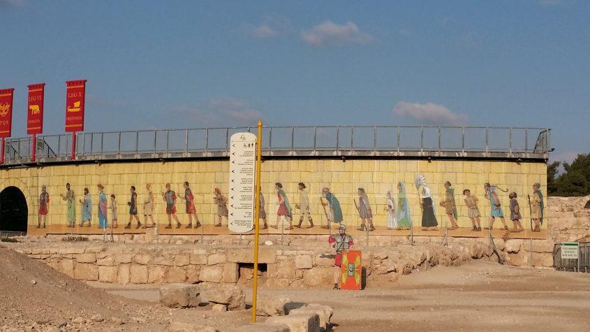 בית גוברין - עיר בני חורין. צילום: רשות הטבע והגנים