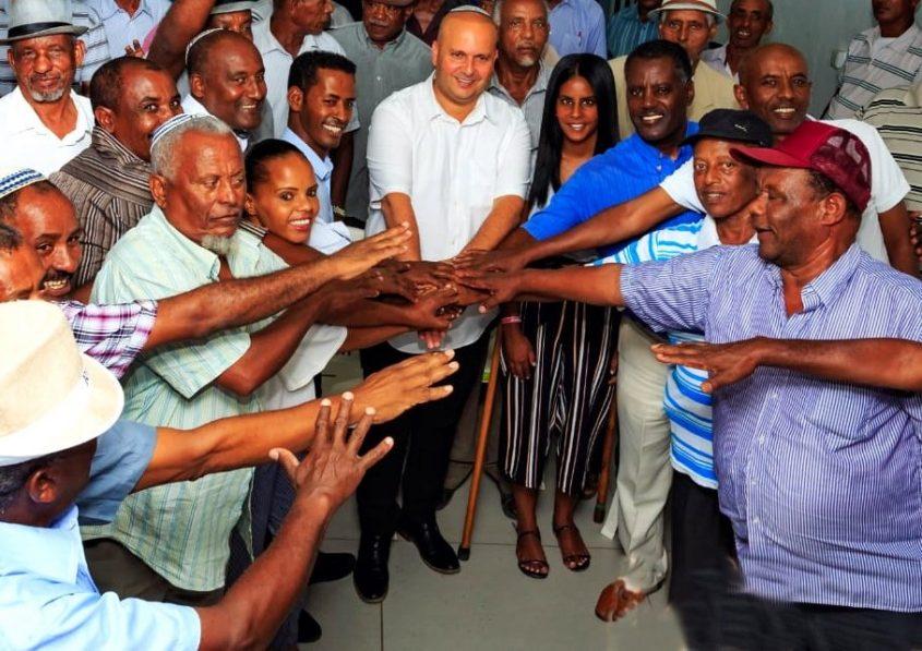 איתמר שמעוני אתיופים אתיופיה