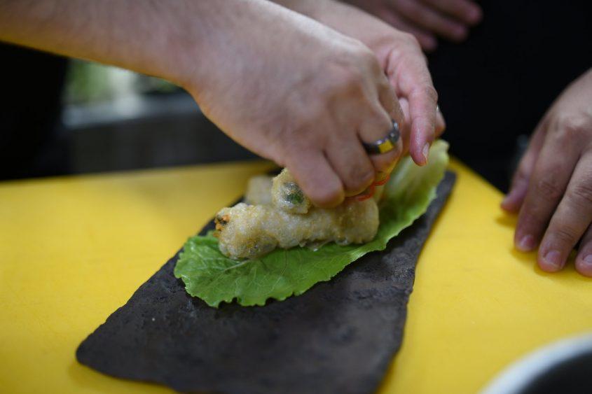 חסה בישול אוכל מתכונים צילום: עדי תשובה