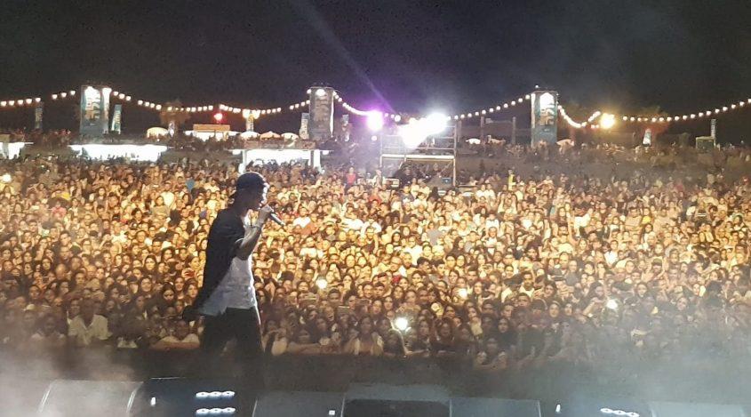מרגי קהל הופעה דרום עולה 2018. צילום: אדי ישראל