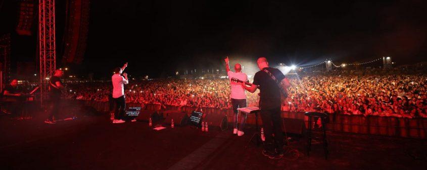 הופעה קהל דרום עולה 2018. צילום: סיוון מטודי