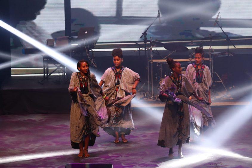 אתגר על הבמה. המחזמר של אשקלון. צילום: סיוון מטודי