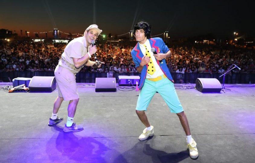 מני ממטרה פסטיבל דרום עולה 2018. צילום: סיוון מטודי