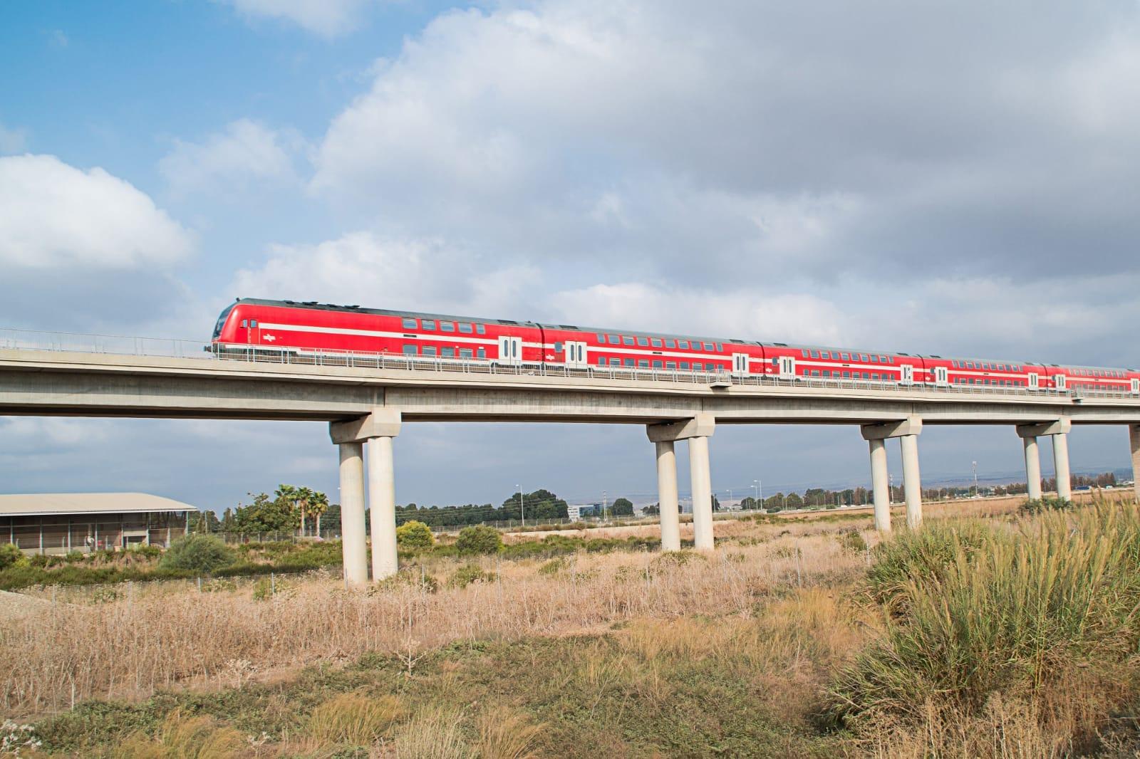 רכבת ישראל. דוברות הרכבת