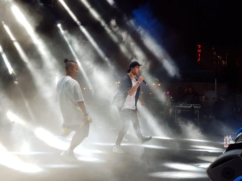 מרגי בהופעה. דרום עולה 2018 צילום: אדי ישראל