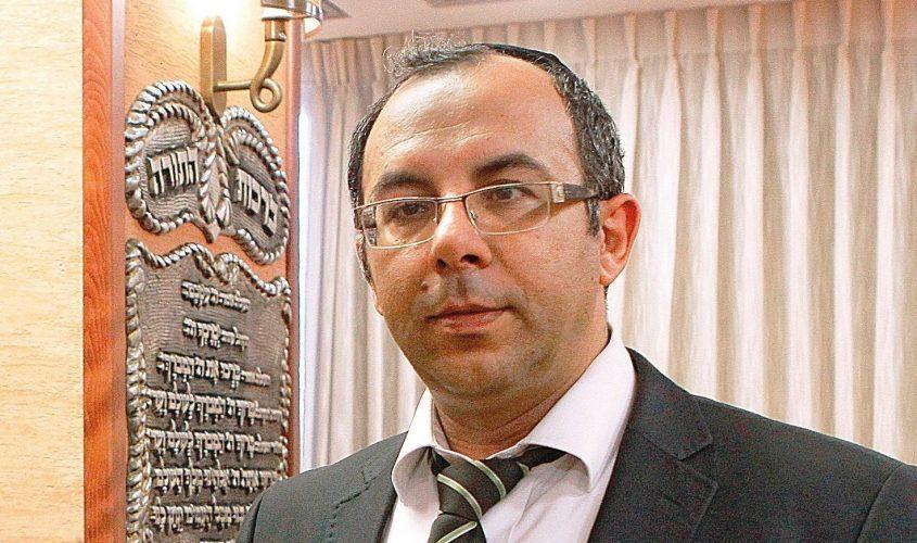 הרב יעקב אביטן. צילום: פבל