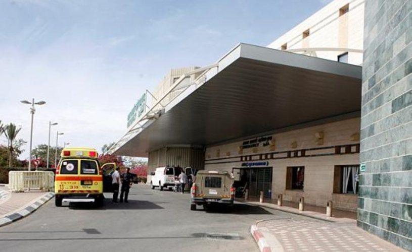 בית החולים סורוקה. צילום: עופר וקנין
