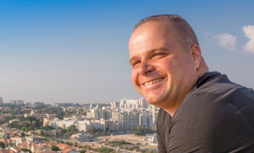 תומר גלאם. צילום: אדי ישראל