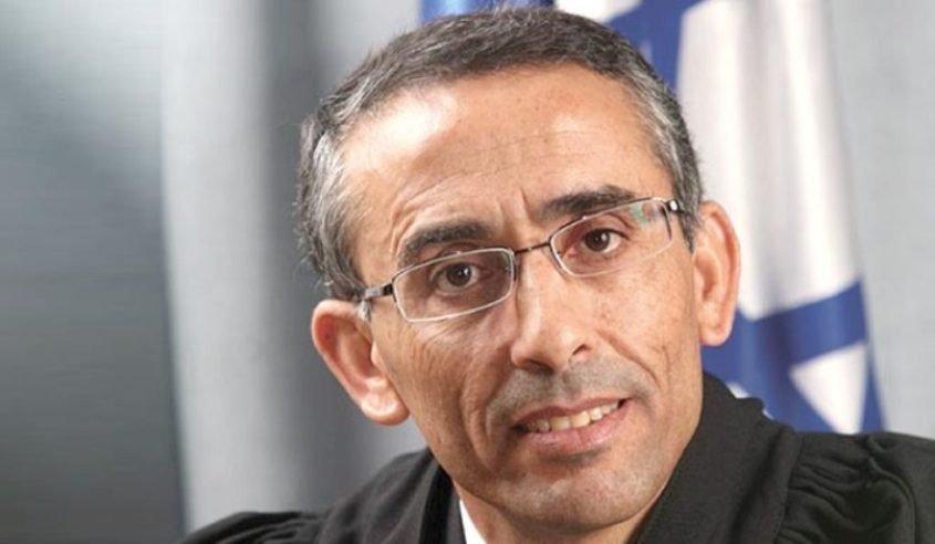 השופט אליהו ביתן. צילום: אתר בתי המשפט