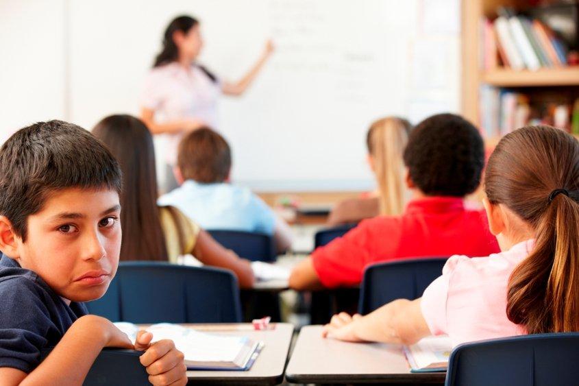 תלמידים בכיתה. אילוסטרציה: א.ס.א.פ קריאייטיב - INGIMAGE