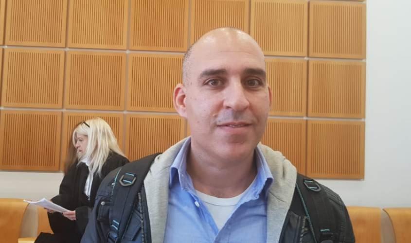 מנהל הבחירות 2018 באשקלון, ליאור קלצ'קין