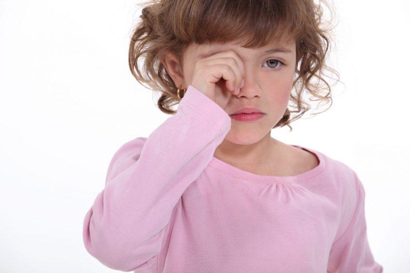 ילדה בוכה. אילוסטרציה: א.ס.א.פ קריאייטיב / INGIMAGE