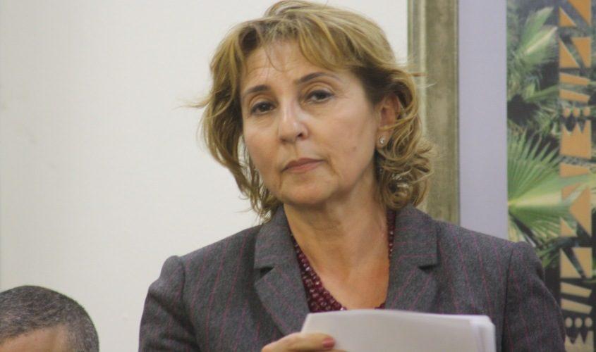 ויקטוריה ברנגל. מהנדסת העיר