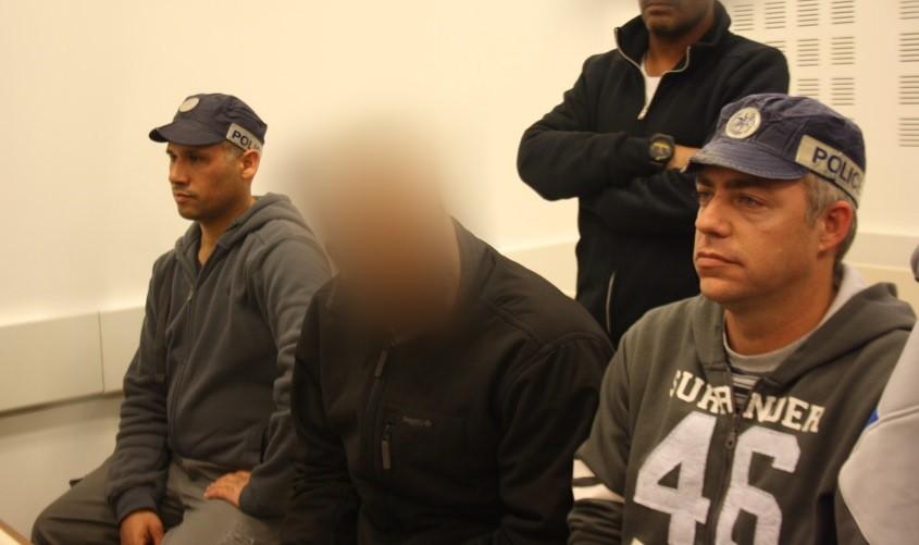 ראש ארגון הפשיעה במעצרו הקודם