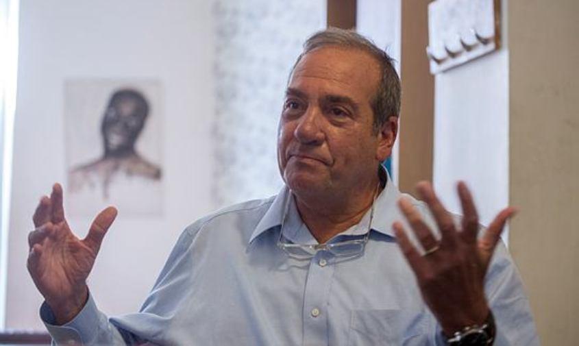 """הרב יחיאל אקשטיין ז""""ל. צילום: אוליבייה פיטוסי"""