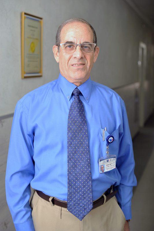 """ד""""ר אבנר רשף. צילום: מורן ניסים"""