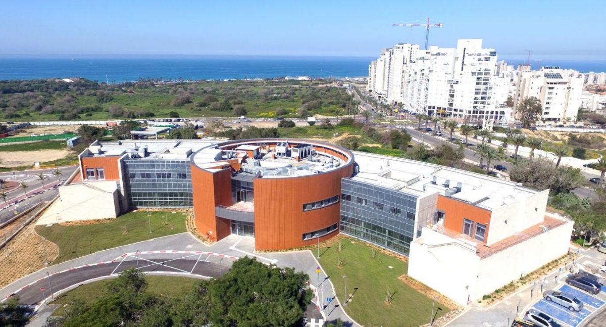 המרכז הרפואי ברזילי. צילום: מורן ניסים