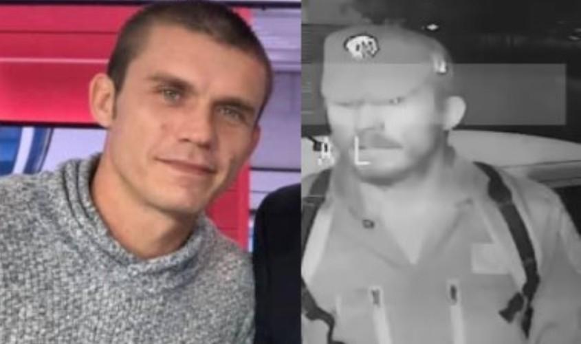 מימין: השודד. משמאל: אלכס גיטין. באדיבות: פוסטה