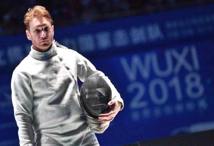 גרגורי בסקין בתחרות הגביע העולמי