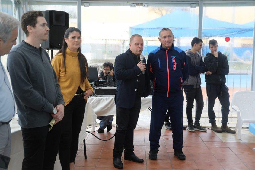 """איליה, אבא של ניקול סמסוניוק ז""""ל וראש העירייה. צילום: פוטו יוסי את עוזי"""
