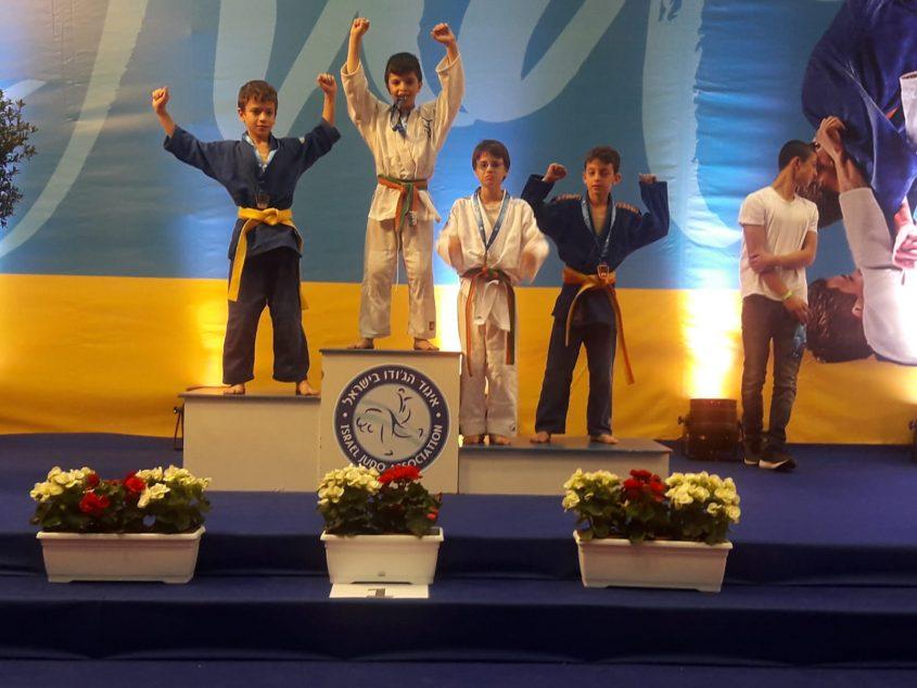 ליאור פרסקובסקי זוכה באליפות ישראל, שנה שנייה ברציפות