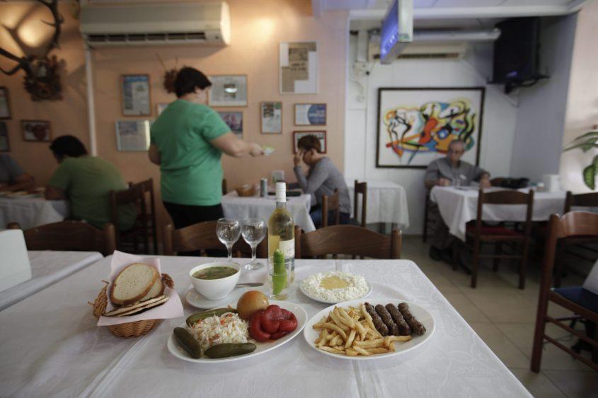 מסעדת הניצחון. צילום: דניאל צ'צ'יק