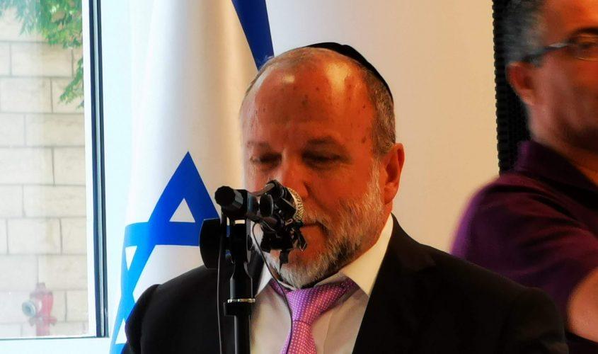 סגן השר יצחק כהן